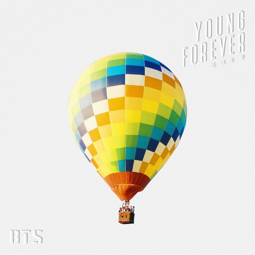 BTS (방탄소년단) – EPILOGUE : Young Forever (MP3 + ITUNES