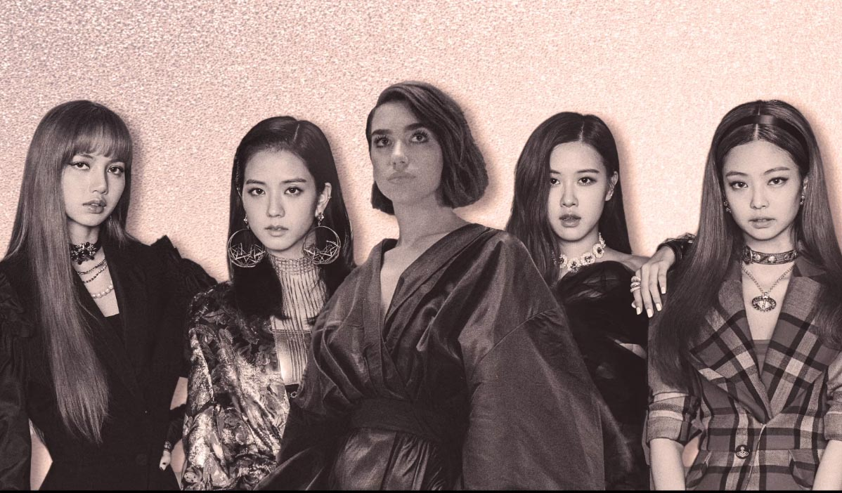 Dua Lipa & BLACKPINK – Kiss and Make Up (MP3 + ITUNES